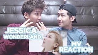 JESSICA (제시카) - WONDERLAND MV REACTION