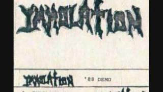 Immolation - Dawn of Possession [Demo]