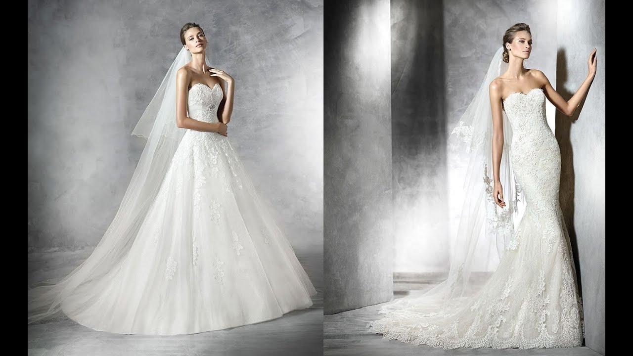 Moda vestidos novia 2016