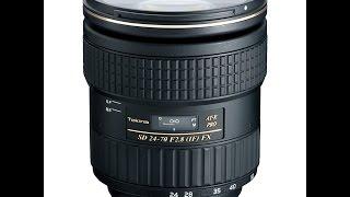 Tokina 24-70 f/2.8 Lens Review