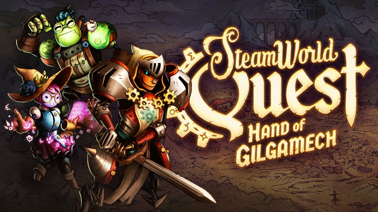 SteamWorld Quest: Why don't more franchises take risks like