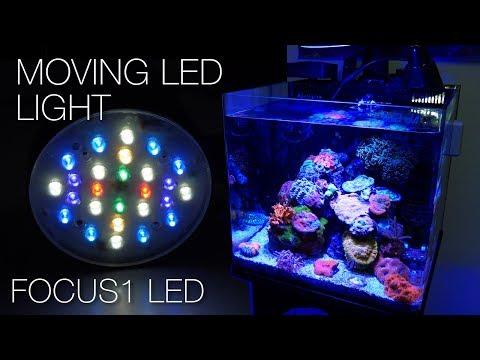 Focustronic Focus 1 - World's First Moving Aquarium LED Light