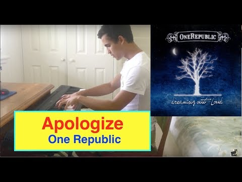 ♫ 'Apologize' By 'One Republic' - Piano Cover ♫ **Sheet Music**