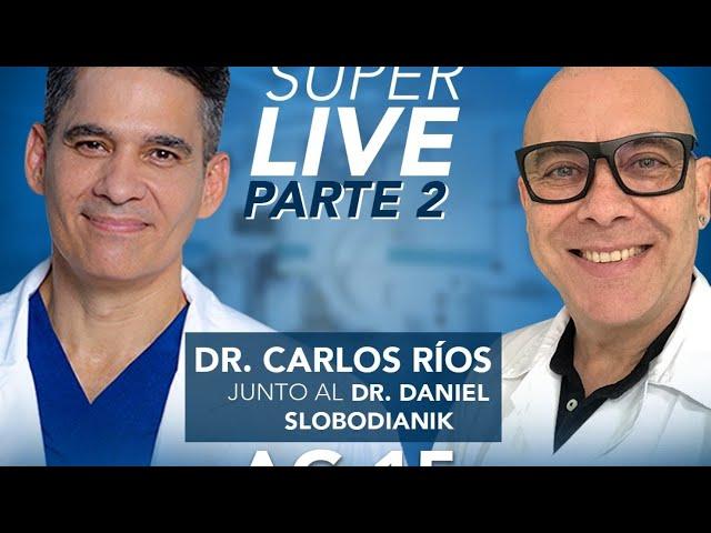 En VIVO con el Dr. Daniel Slobodianik- PARTE 3