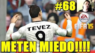 FIFA 15 Road to Glory | un Mallorca BESTIAL!!! MENUDA TRANSFORMACIÓN!!! #68 | 2.0 |