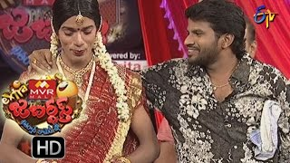 Hyper Aadi Raising Raju Performance | Extra Jabardasth | 14th October 2016 | ETV  Telugu