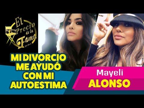 Mayeli Alonso Mi Divorcio me ayudó con mi autoestima