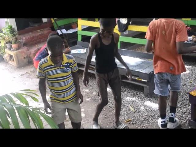 The Prodigy Vanguard Kingston, Jamaica pt.1