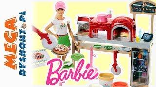 Barbie • Szef Pizzerii • Pizza Chef Barbie • FTK33