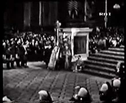 Papal Coronation 15 -Credo