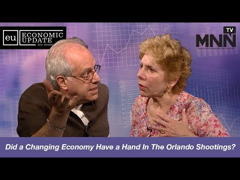 Economic Update With Richard Wolff: Did A Changing Economy Have a Hand In The Orlando Shootings?