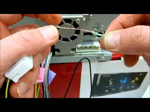 Fast Wire Radio Parking Brake Bypass For Avh Mvh Pioneer Radios