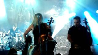 Apocalyptica - I'm Not Jesus feat. Tipe Johnson (live in Zagreb)