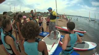 Août 2015 - Animation camping Eurosurf