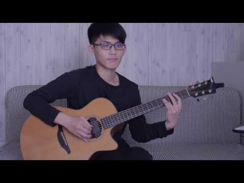五月天 - 後來的我們 (acoustic guitar solo)