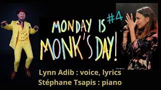 Monday Is Monk's Day #4 - Lynn Adib - Arabic 'Round Midight
