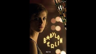 Вавилон-Берлин (2017) Трейлер (сезон 1)