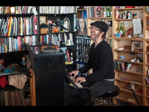 Ben Folds: NPR Music Tiny Desk Concert