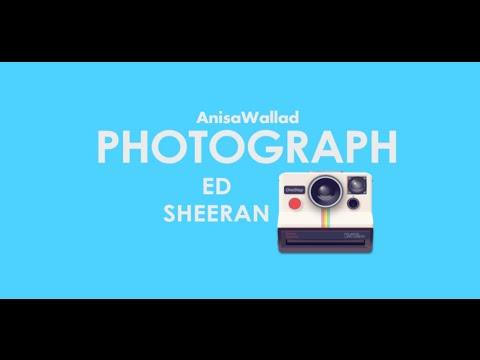 Photograph - Ed Sheeran (Lyric) (Kinetik Typography)