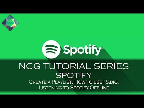 spotify-tutorial-create-a-playlist,-how-to-use-radio,-listening-to-spotify-offline
