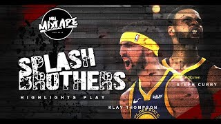 NBA Best Duo Shooters- Crazy Shooting Compilation | Splash Brothers