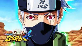 Naruto Ultimate Ninja Storm 4 Gameplay -  Hatake Kakashi Awakening & Ultimate Jutsu