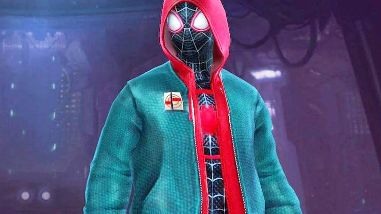 49588fba Into The SpiderVerse - Miles Morales SPIDER-MAN | Marvel: Future Fight