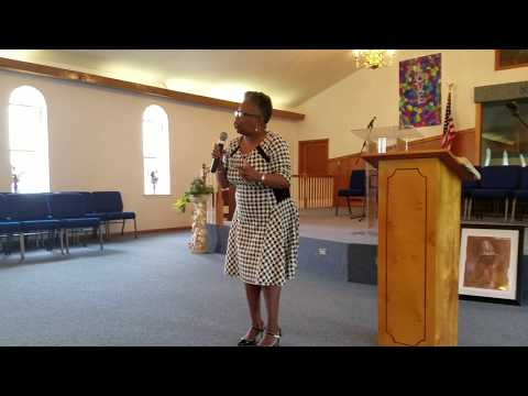 """Keepin It Real"" - Sandra B. Smith, Pastor"