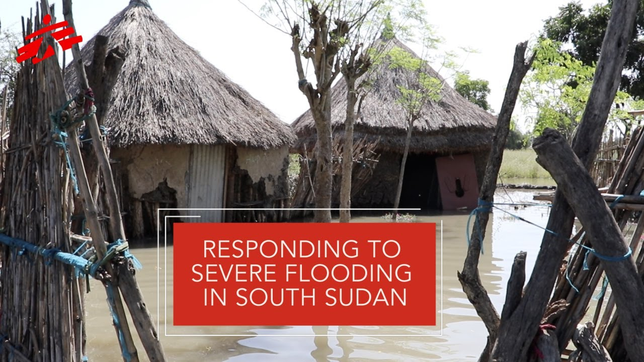 Responding to Severe Flooding in South Sudan