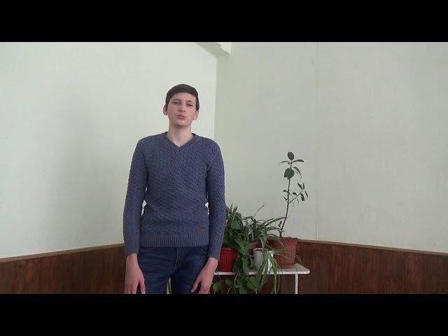 Изображение предпросмотра прочтения – ЕвгенийПищета читает произведение «Сегодня шла ты одиноко» А.А.Блока