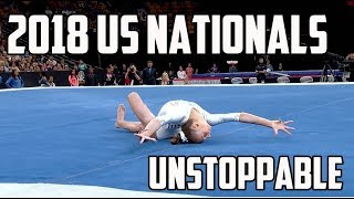 2018 US Nationals II Unstoppable