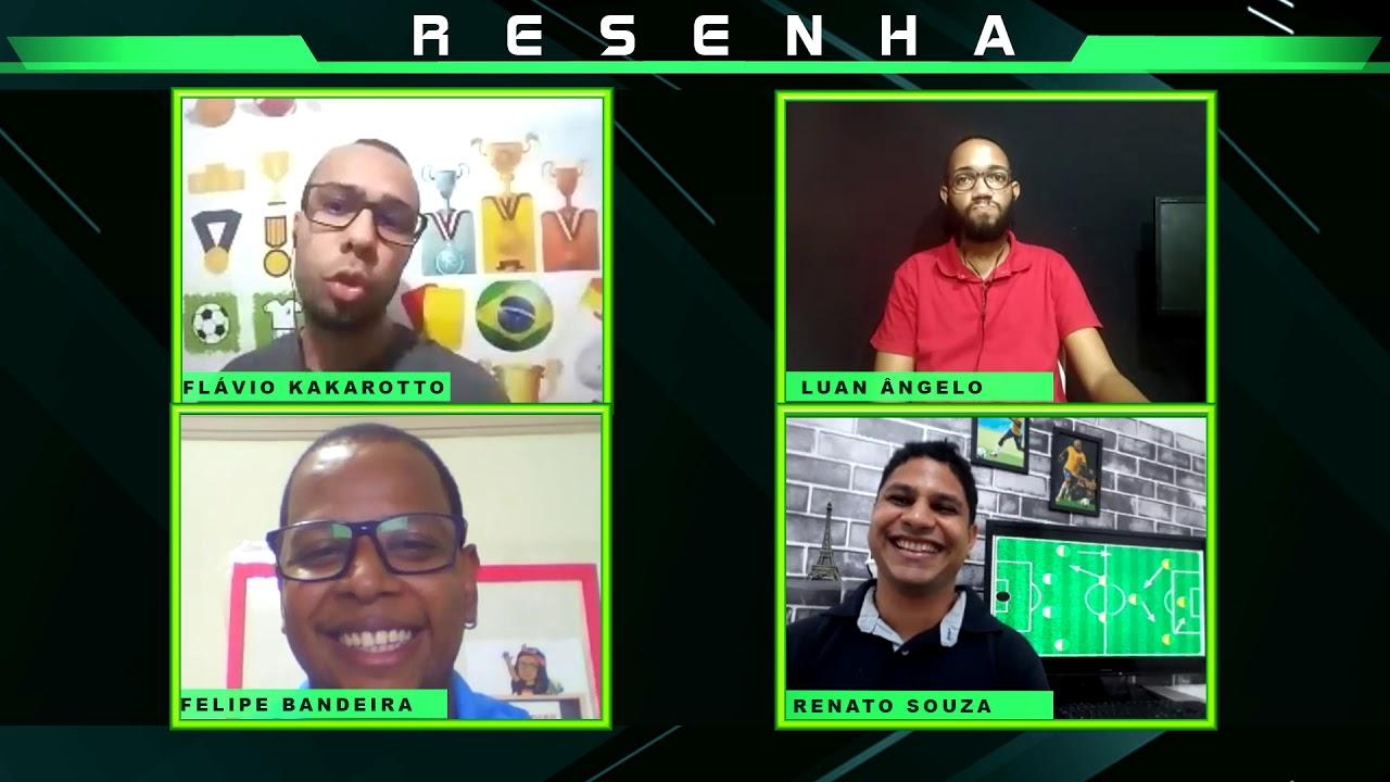 Resenha Mosaico Esportivo: A bola vai voltar a rolar