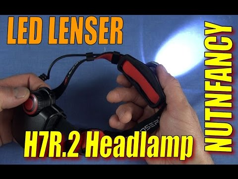 LED Lenser H7R.2: Headlamp Greatness