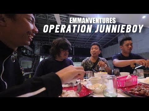 OPERATION JUNNIEBOY