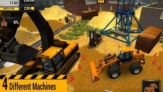 Construction Machines 2016 - Best Android Gameplay HD