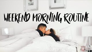 my-weekend-morning-routine