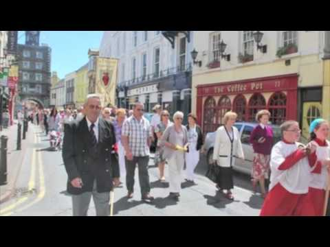 Corpus Christi Procession - Youghal - Co. Cork - Ireland