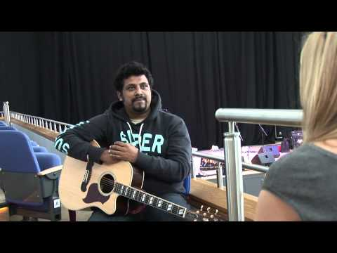Raghu Dixit in Concert and Interview at Birmingham Town Hall