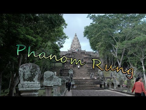 Prasat Phanom Rung - Thailand HD Travel Channel