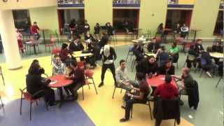 University of Michigan-Dearborn Harlem Shake