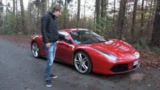 Ferrari 488 GTB Driving Review