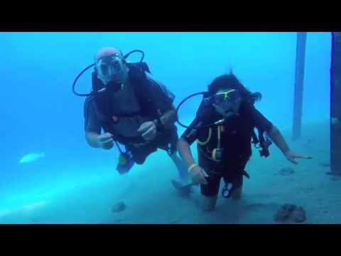 Discover Scuba with Casey & Ocean College - Sharm 2015