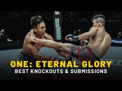 ONE: ETERNAL GLORY Highlights | Best Knockouts & Submissions