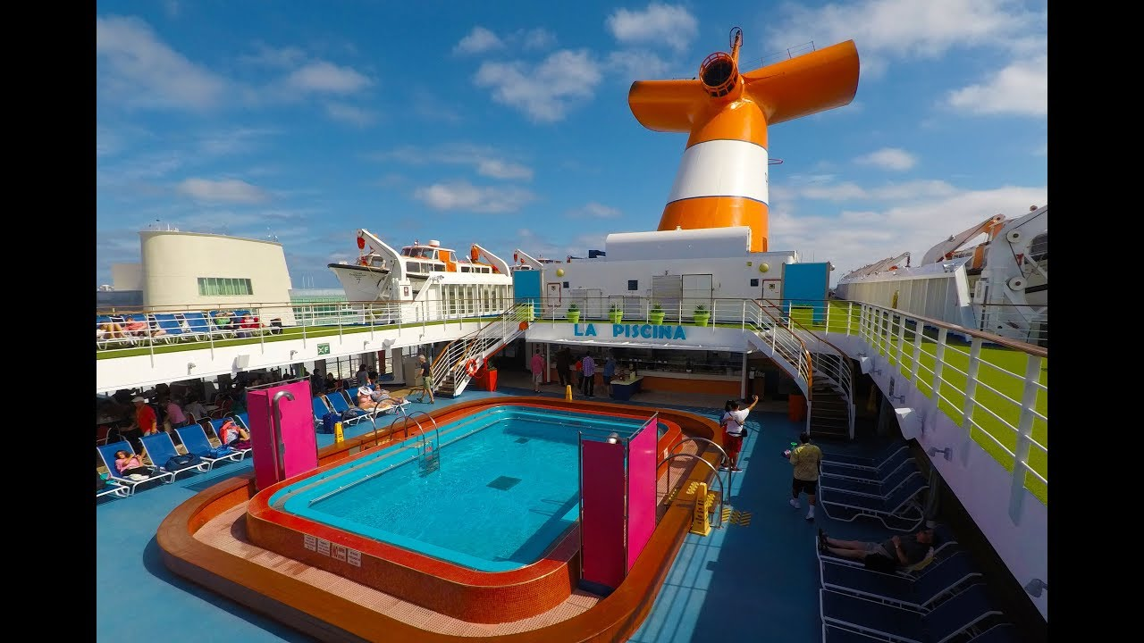 Grand Celebration Cruise Ship Tour