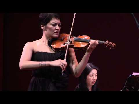 Anne Akiko Meyers Plays Bach's 'Ave Maria' on the ex-Napoleon/Molitor Stradivari Violin