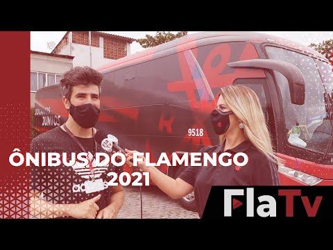 Conheça o novo Ônibus do Mengão para 2021