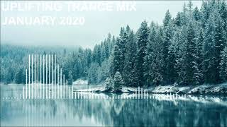 Uplifting Trance Mix - January 2020