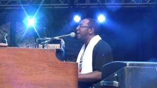 Nigel Hall - That Will Be Good Enough For Me (Rance Allen cover) 11/17/13 Bear Creek Music Festival