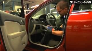 Toyota Check Engine Light Repair Service Tulsa Broken Arrow OK