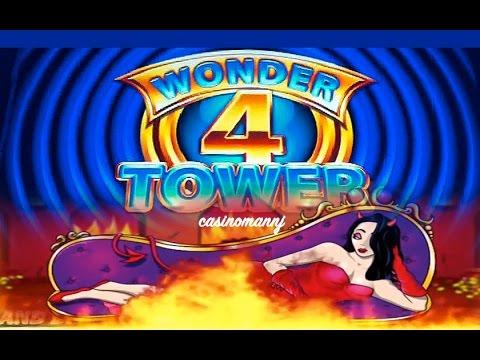Wonder 4 Tower Slot Wicked Winnings Ii I Reached The Top